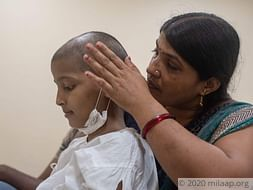 Bhagwat Mishra needs your help to undergo his treatment