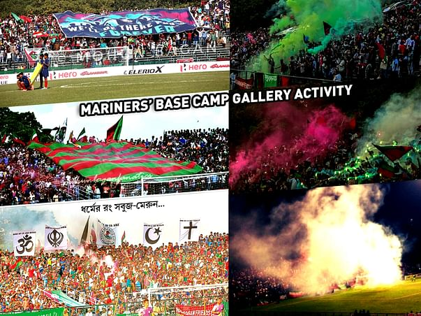 Support Mariners' Base Camp Gallery Activities