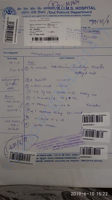 Nephrology medication