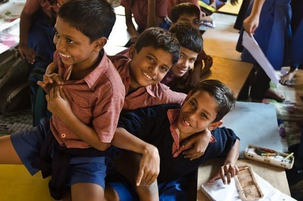Enjoyment in the classroom