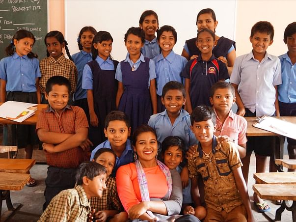 Satva - Help My Children Lead The Lives They Should