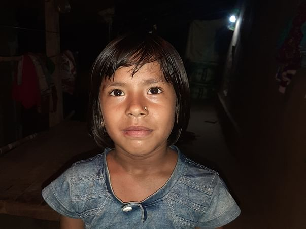 Afsona Parvin, 9 Years old