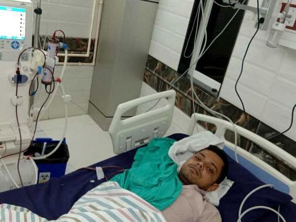 Help Jitendra Undergo A Kidney Transplantation