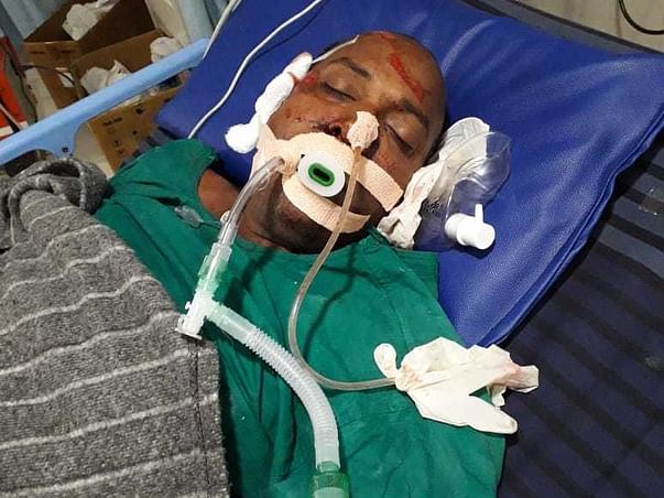 Help Swamy Recover From A Major Accident