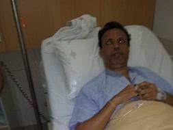 Help Jayanta to fight cancer