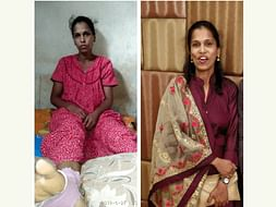 Lets Support Sakshi patil to stand on her feet