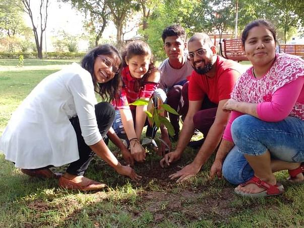 Help Mahendra to Plant More Trees & Save The Environment
