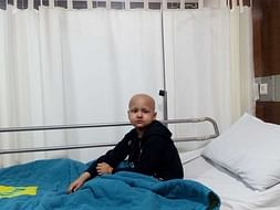 Help Ayaan fight Blood Cancer