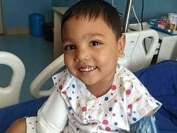 Help My Son With thalasemia major