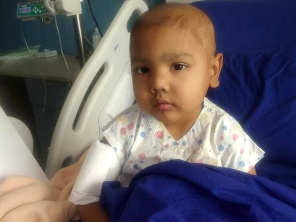 Help My son From Thalessemia Major