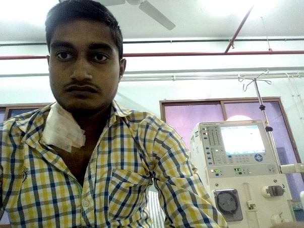 Help Santu for His Kidney Transplant