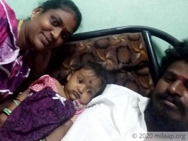 Help Shalini Undergo Liver Transplant