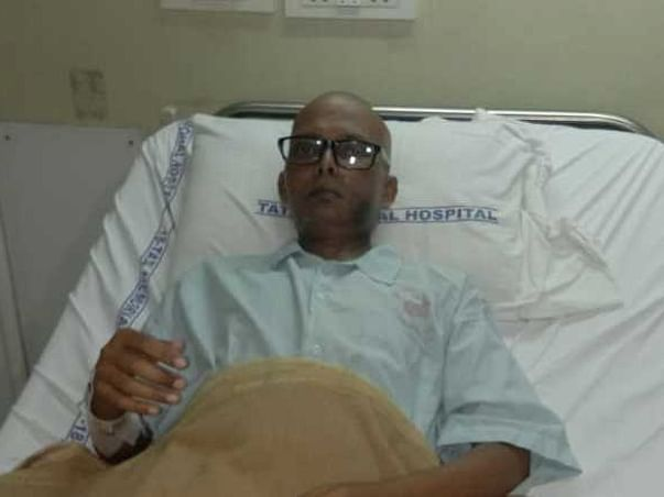 Help Vimal Fight Throat Cancer