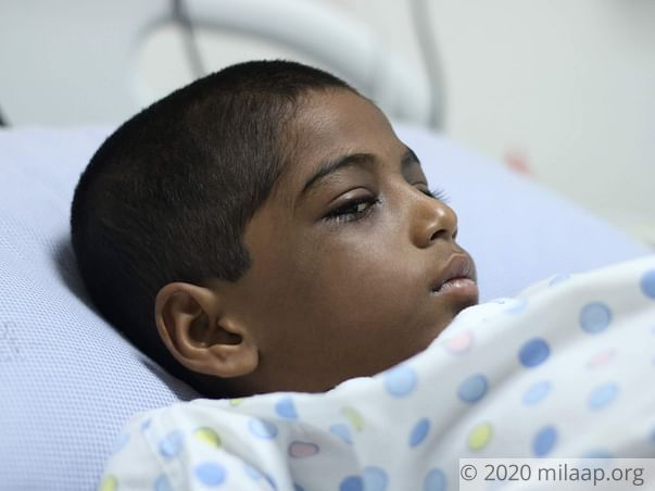 Help Shaik Ayan Fight End Stage Liver Disease