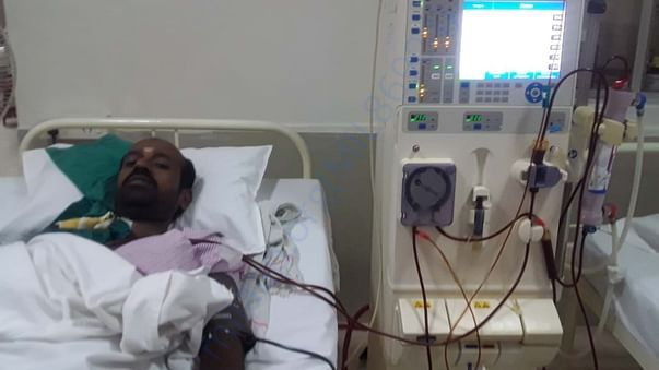 IN DIALYSIS
