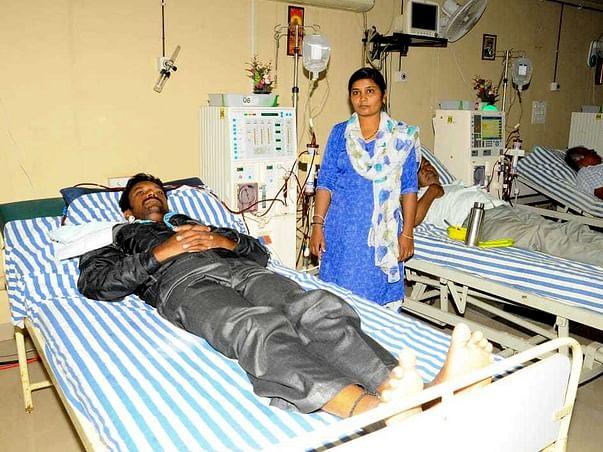 Help Arif Undergo Kidney Transplant,The Only Breadwinner OF The Family