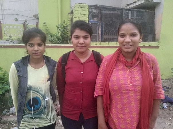 Help these three Orphanage Girls to Complete theirs educations.