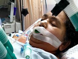 Help Sakuntala Recover From A Brain Stroke