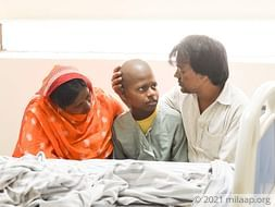 Sheikh Wasim needs your help ti undergo his treatment