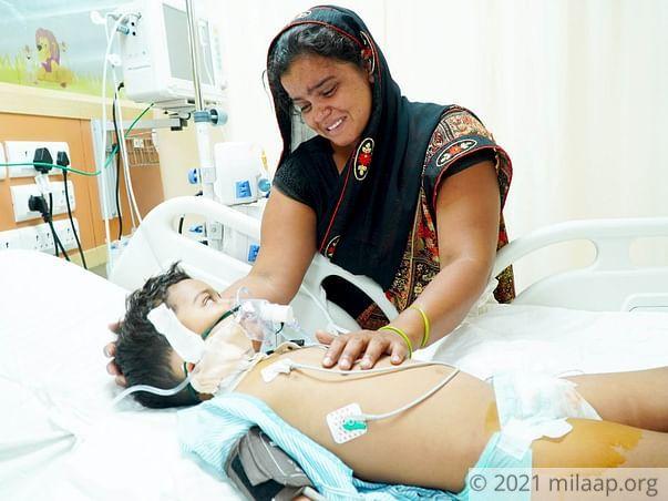 Aarav needs your help