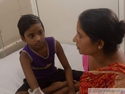 Papai Mondal needs your help to undergo his treatment