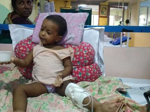 Help Nilasha to fight Cancer