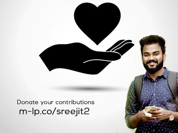Help Sreejith Recover From Dengue