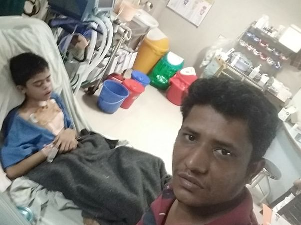 Help My Cousin Brother Fight Subglottic Stenosis