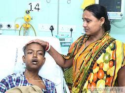 Saroj Rana needs your help to undergo his treatment