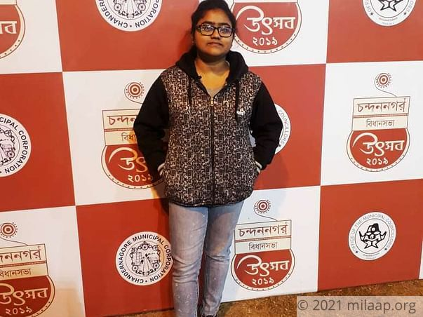 Sunetra Mukhopadhyay needs your help!