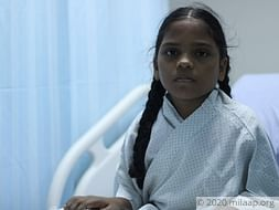 Help Sharmila Smyli Fight Thalassaemia Major