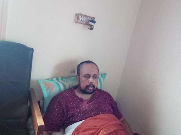 Help My Elder Brother Vighnesh Fight Schizophrenia