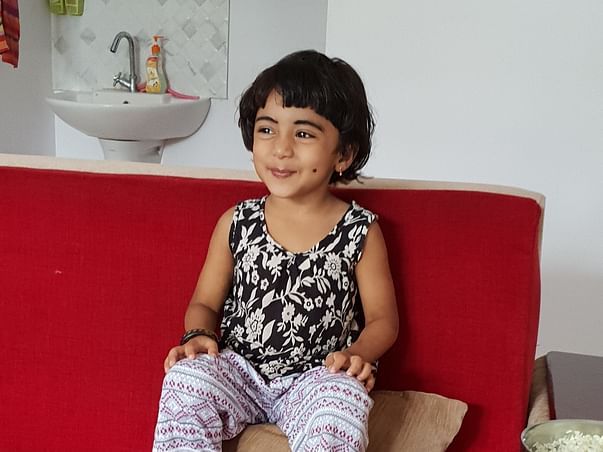 Help 4 year old, Minha Recover From Septicemia