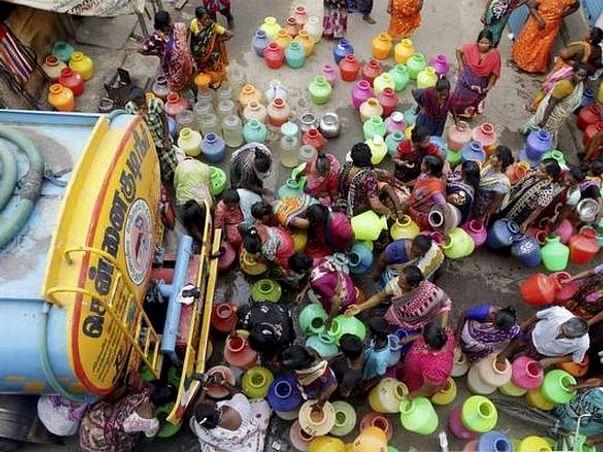 Help Chennai to Survive Devastating Water Crisis