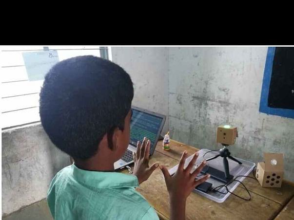 Help Piyush To Conduct A Robotic Workshop For  Poor Students