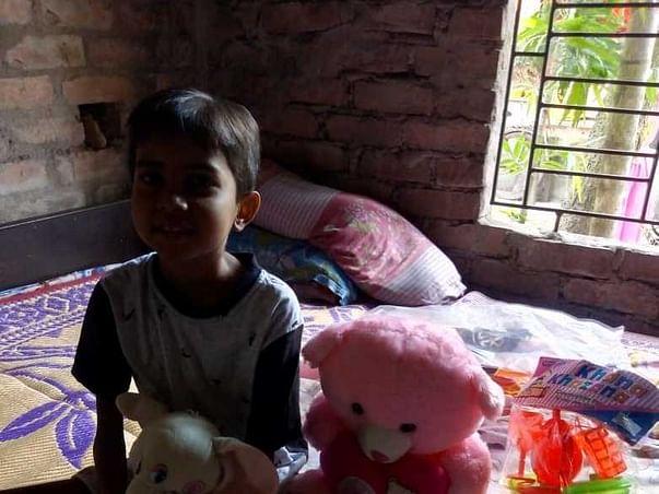 Help Marufa fight cancer