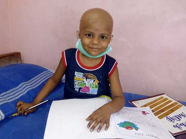 Help Sanjay, Fight with Blood Cancer