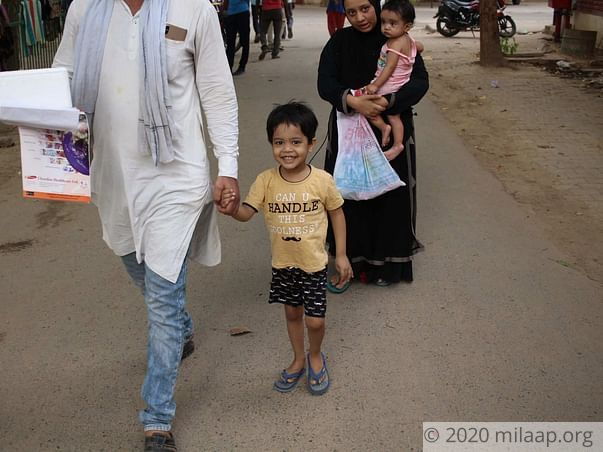 Ali Abbas Chisti  needs your help to undergo his treatment