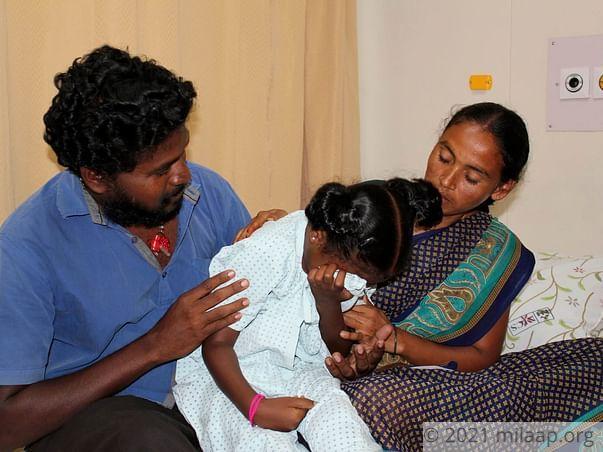 Help Kumari Jasshree Fight Thalassemia