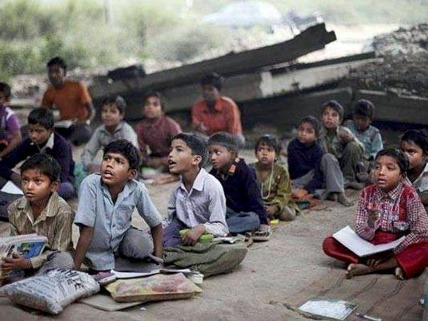 Help Underprivileged Children in Education