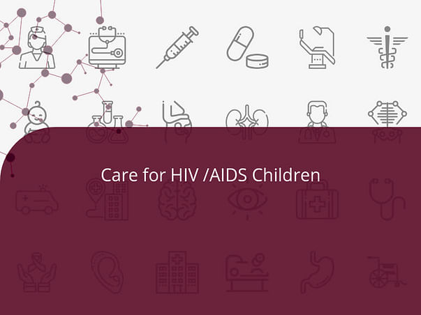 Care for HIV /AIDS Children