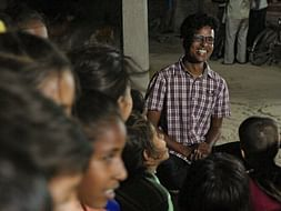 Help Anurag Educate His Village Children For Free