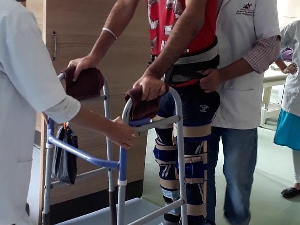Help Avtar Spinal cord injuries c3 c4 c5🙏