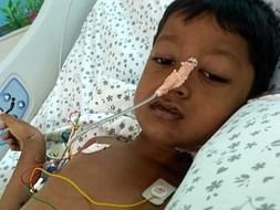 Help 6-Year-Old, Ashwanth Fight Brain Stroke