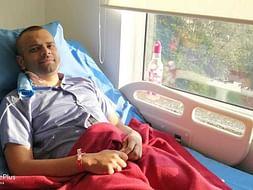 HELP KAUSTUBH TO FIGHT CANCER