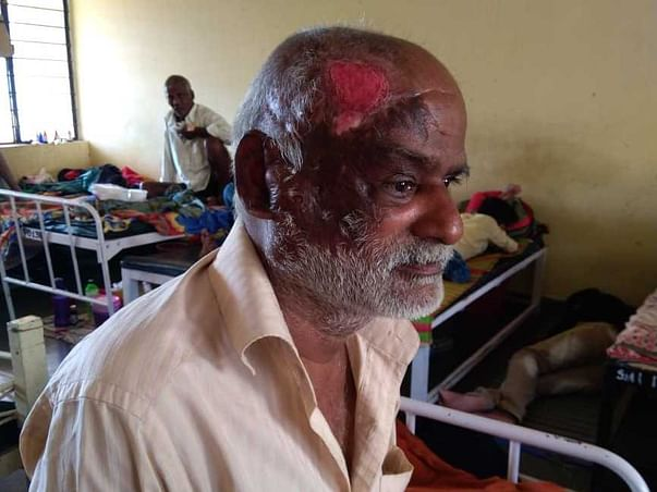 Support Sri Ningappa Fight Cancer