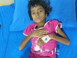 Help Akshara Fight Blood Cancer