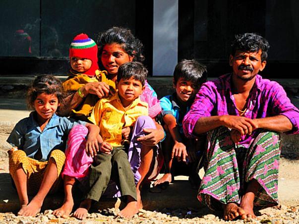 Help unprivileged children of Bamanwada