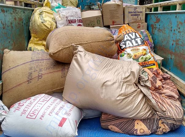 Relief material