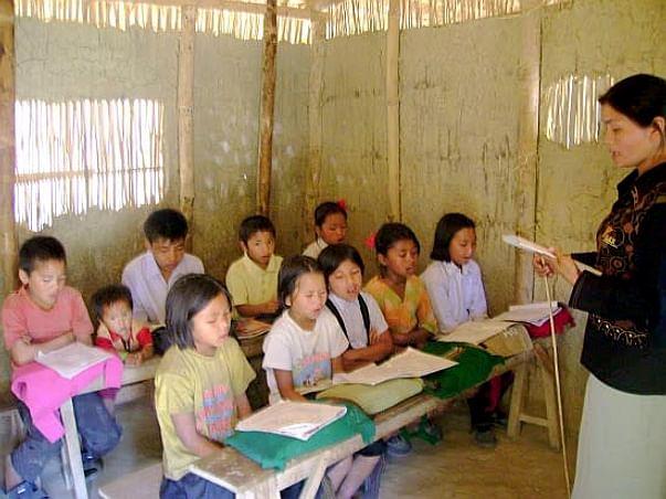 Elementary Education for Never to School 200 Tribal Girls